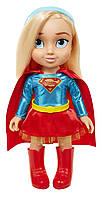 "Большая кукла Супергерл, DC Super Hero Girls 64026 Supergirl Dc Toddler Dolls - 15"""