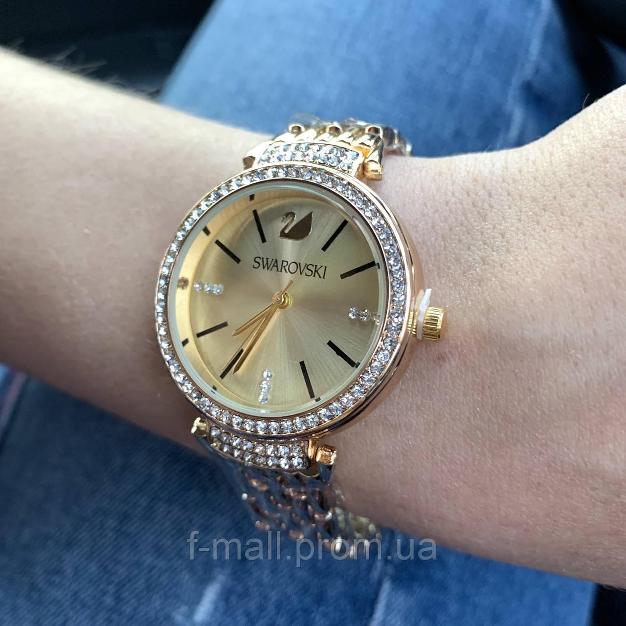 Женские наручные часы Swarovski (реплика)