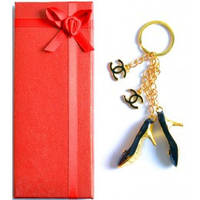 Брелок в подарочной коробке №6960-889, брелок-аксессуар , подарочные брелки,подарки на 8 марта и 14 февраля