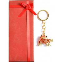 Брелок в подарочной коробке №6960-922, брелок-аксессуар , подарочные брелки,подарки на 8 марта и 14 февраля