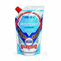 Сгущенное белорусское цельное молоко с сахаром 8,5% ТМ Рогачев 300 гр