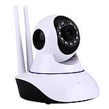 Wi-Fi / IP панорамная камера V380-Q5T 360 градусов, фото 4