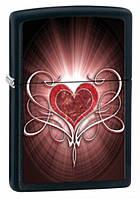 Зажигалка ZIPPO 28043 HEART