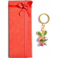 Брелок в подарочной коробке №6960-972, брелок-аксессуар , подарочные брелки,подарки на 8 марта и 14 февраля