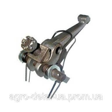 Выжимной механизм 45-1604030 в сборе,корзины муфты главного сцепления двигателя Д 65 трактора ЮМЗ