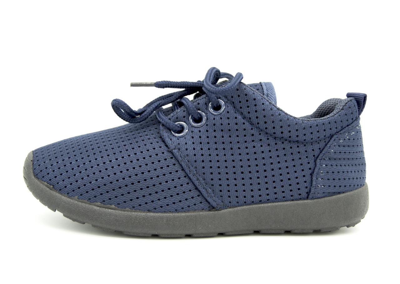Кроссовки для мальчика Размеры: 30, 31 Цвет -Синий