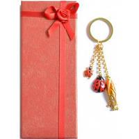 Брелок в подарочной коробке №6960-973, брелок-аксессуар , подарочные брелки,подарки на 8 марта и 14 февраля