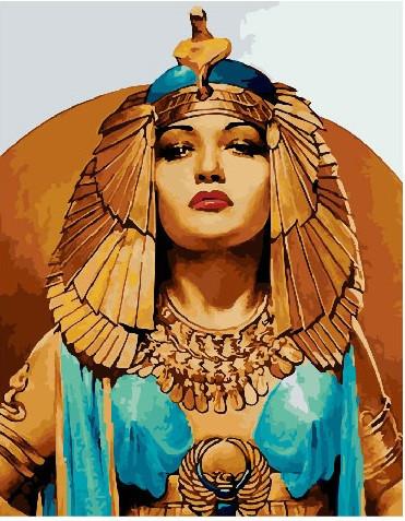 Картина по номерам Клеопатра 40 х 50 см (BRM22027)