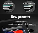 Защитное стекло дважды закаленное 9D для Xiaomi Redmi Note 6 PRO (Полное покрытие и полный клей), фото 10