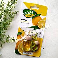 Ароматизатор в машину (лимон) Light Fresh Lemon