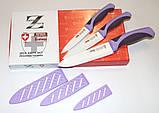 Керамические кухонные ножи Swiss Zurich, фото 8