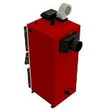 Котлы твердотопливные длительного горения ALtep Duo Uni Plus мощностью 33 кВт, фото 6
