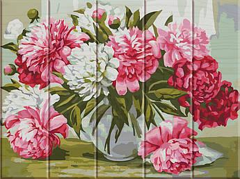 Картина по номерам Ароматный букет 30 х 40 см (ASW008)
