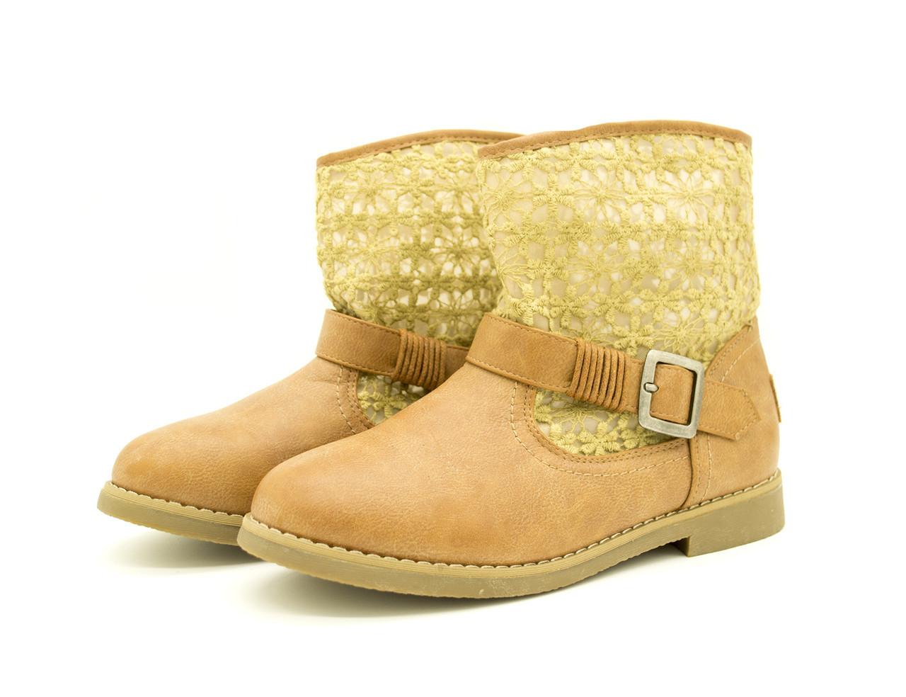 Ботинки Coolway для девочки 39 размер демисезон