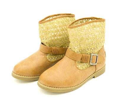 Ботинки Coolway для девочки 39 размер демисезон, фото 2