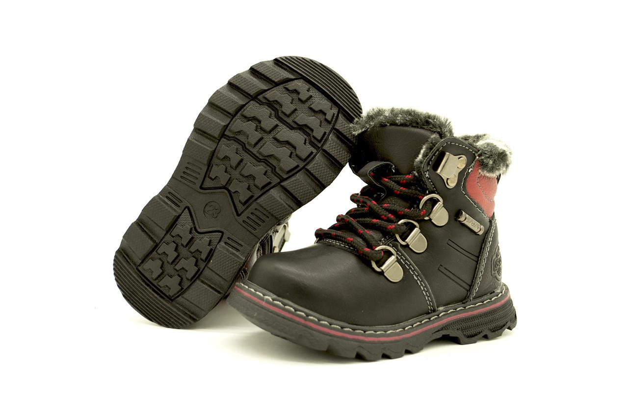 Ботинки детские зима Размеры: 22