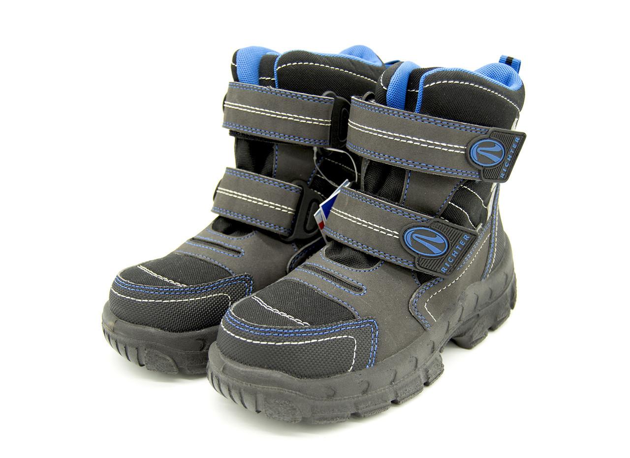 Ботинки Richter для мальчика Размер: 31