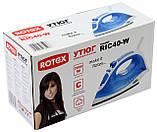 Утюг ROTEX RIC40-W, фото 4