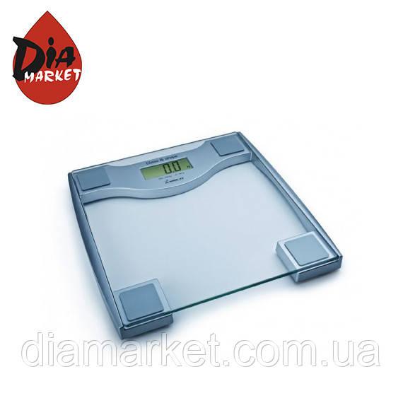 Весы напольные электронные на стеклянной платформе MOMERT 5831