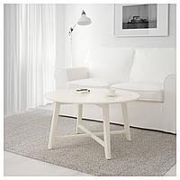 Стол IKEA KRAGSTA, белый  (202.866.38), фото 1
