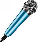 Микрофон для телефона 3,5 мм мини, фото 3