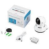 Wi-Fi / IP панорамная камера V380-Q6 360 градусов, фото 4