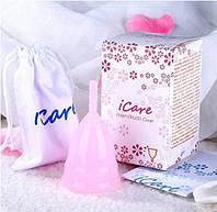 Менструальная чаша iCare размер 1 или 2 США