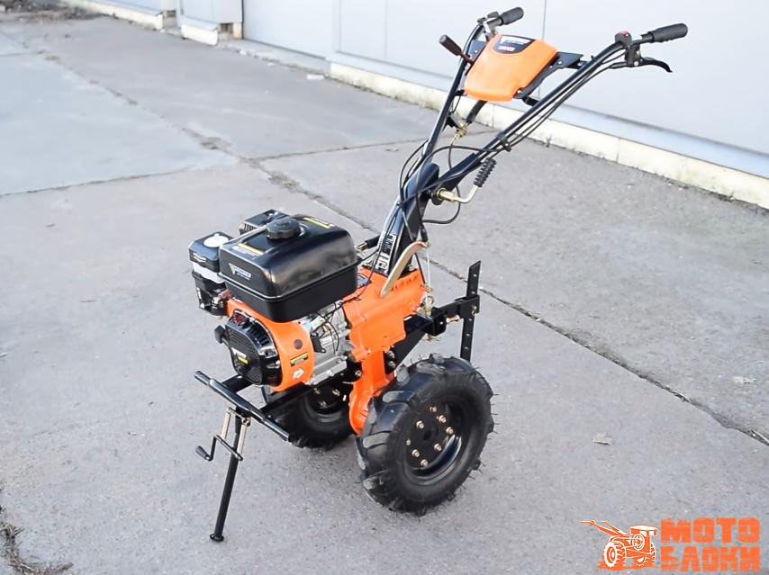 """Культиватор бензиновый Forte 1050GS колёса 8"""""""