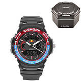 Часы наручные C-SHOCK GN-1000 Black-Red, фото 3