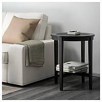 IKEA MALMSTA Стол, черно-коричневый  (802.611.83)