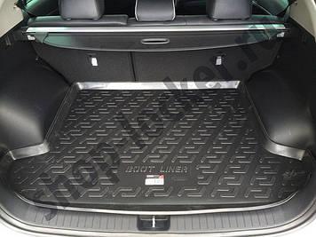 """Коврик в багажник Chery QQ/S21 06- """"L.Locker'"""