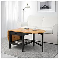 Стол IKEA ARKELSTORP, черный  (302.608.07), фото 1