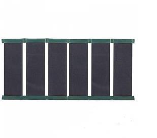 Комплект сланей (килимок дніщевої) Storm 780*240 (6 шт) (3036)