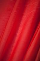 Шифон однотонный Красный (Яркий Алый) № С38