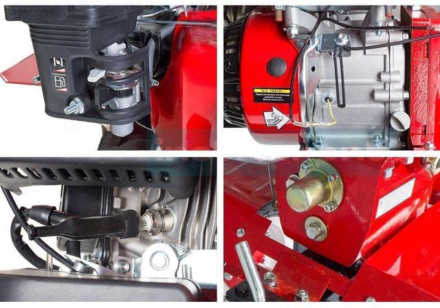 Мотоблок бензиновый Forte HSD1G-105G