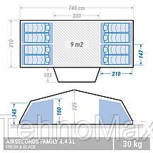 Air Seconds Family 8.4 XL FB, фото 2