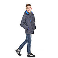 Куртка на мальчика подростка 10-14 лет куртка весенняя подростковая 6-632