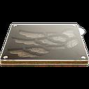 Органайзер для бисера с прозрачной пластиковой крышкой, фото 2