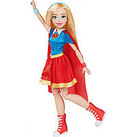 Кукла Супергерл DC Super Hero Girls Supergirl Action Pose Doll 44 см