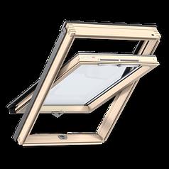 Мансардное окно VELUX GZR 3050B. Ручка снизу SR06 114x118 см