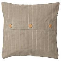 IKEA FESTHOLMEN Наволочка для подушки садового кресла, бежевый  (404.112.50), фото 1