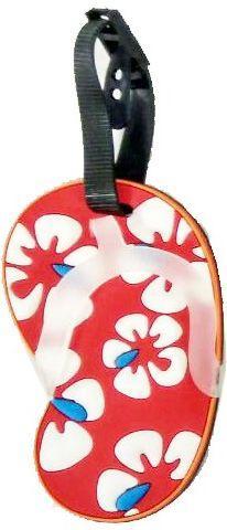 Бирка для валізи Travelite Flipflop ACCESSORIES TL000012-10, червоний