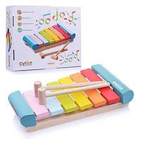 Ксилофон музыкальная игрушка Cubika Кубика LKS-2 14033