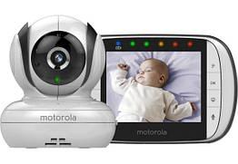 Відеоняня радіоняня Motorola MBP36S з роботизованою камерою
