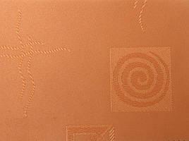 Готовые рулонные шторы Ткань Икеа Коралл