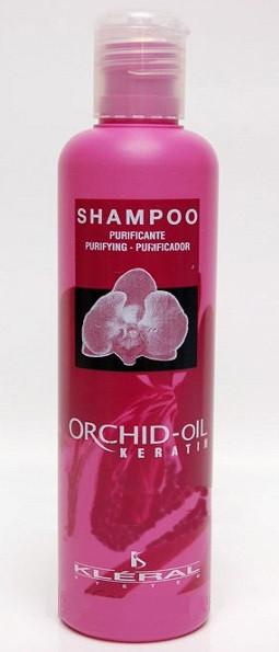 Шампунь для волос с маслом орхидеи Kleral System Orchid Oil Shampoo 250 мл