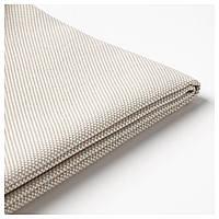 IKEA FROSON Чехол для подушки садового кресла, бежевый  (703.917.12), фото 1