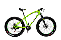 "Велосипед 26"" Titan Jaguar FT Neon Green"