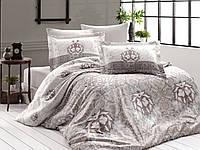 Комплект постельного белья First Choice Satin Cotton сатин евро арт.Mira Vizon
