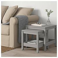 Стол IKEA HAVSTA 2 шт., серый  (504.142.10), фото 1